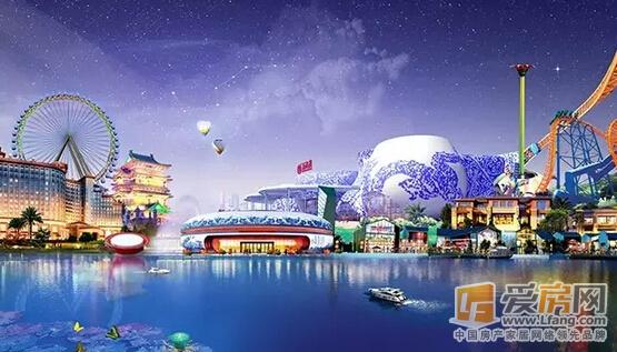南昌万达城3分钟带你看完各卫视元旦跨年晚会