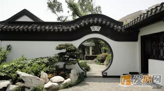 一处雍锦府,一所中国人的心灵后花园