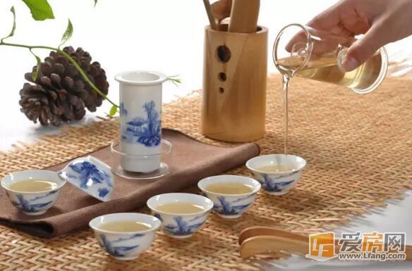 蓝光雍锦王府中式生活