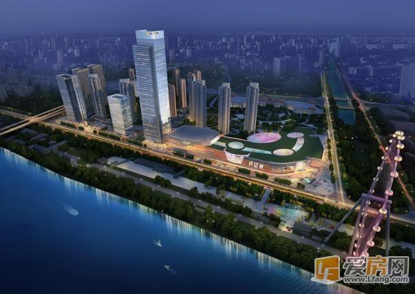 华润置地投资180亿建设万象城
