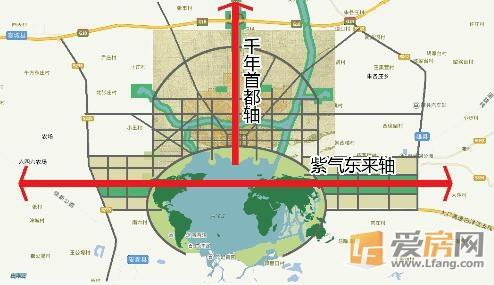 大计 雄安新区规划图出炉,堪比超级故宫