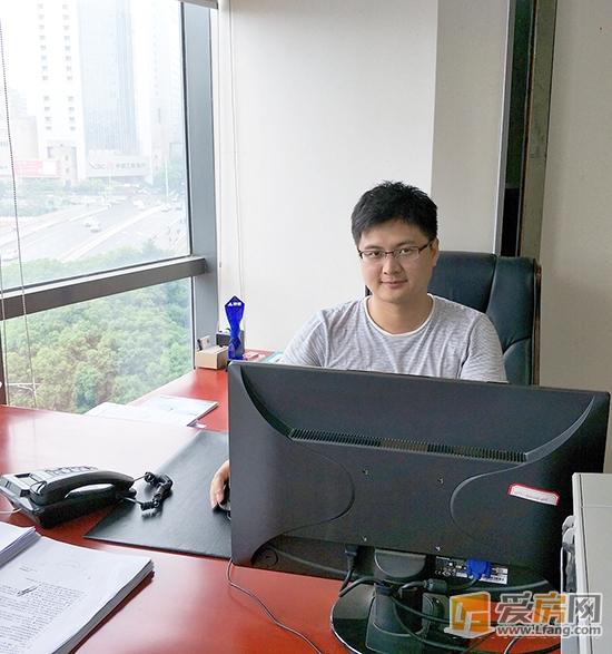 宏泰四季花城营销总监杨长军