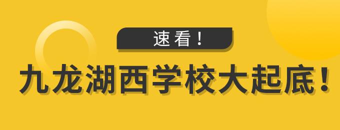 九龍湖西學校