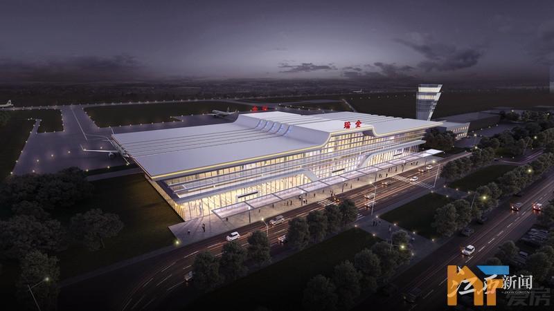 《【恒煊娱乐怎么代理】江西瑞金机场正式开建!2022年建成通航!》