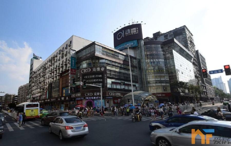 《【恒煊娱乐代理】八一馆商圈全面升级!动壹基地购物中心提升改造!》
