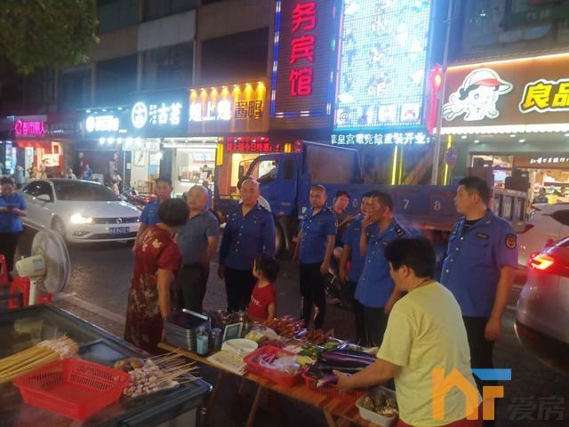 《【恒煊娱乐总代理】南昌县整治夜间市容市貌!加强夜间公共场所秩序管理!》