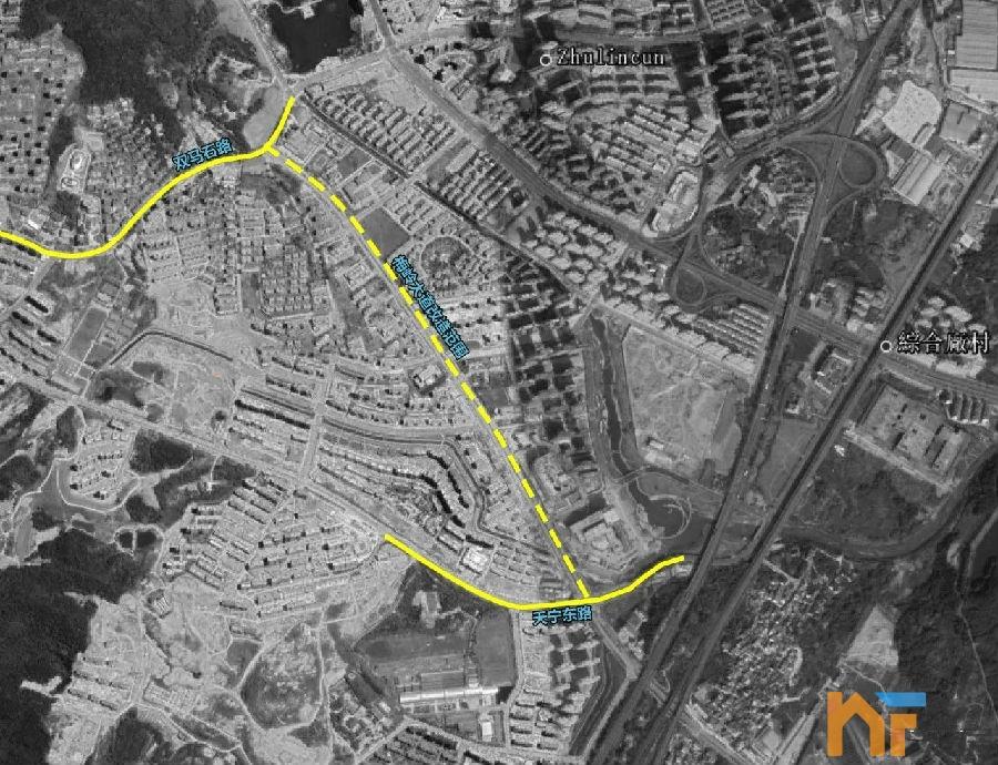 《【恒煊平台最高奖金】交通升级!湾里新增4条道路!梅岭大道即将提升改造!》
