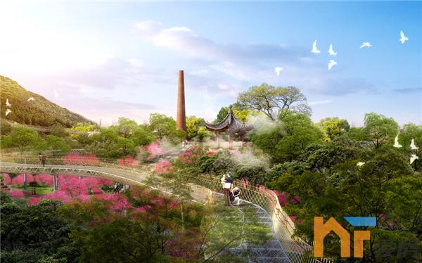 《【恒煊娱乐代理奖金】期待!预计12月底完工!磨盘山森林公园即将又有惊喜》