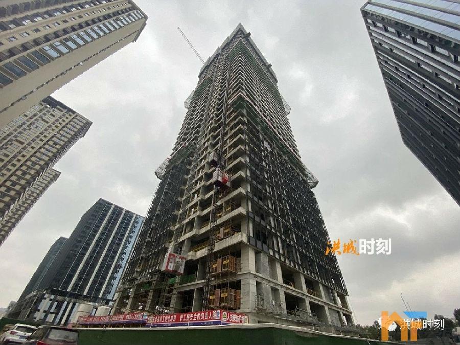 《【恒煊娱乐代理分红】216米!绿地朝阳中心超高层即将封顶!》