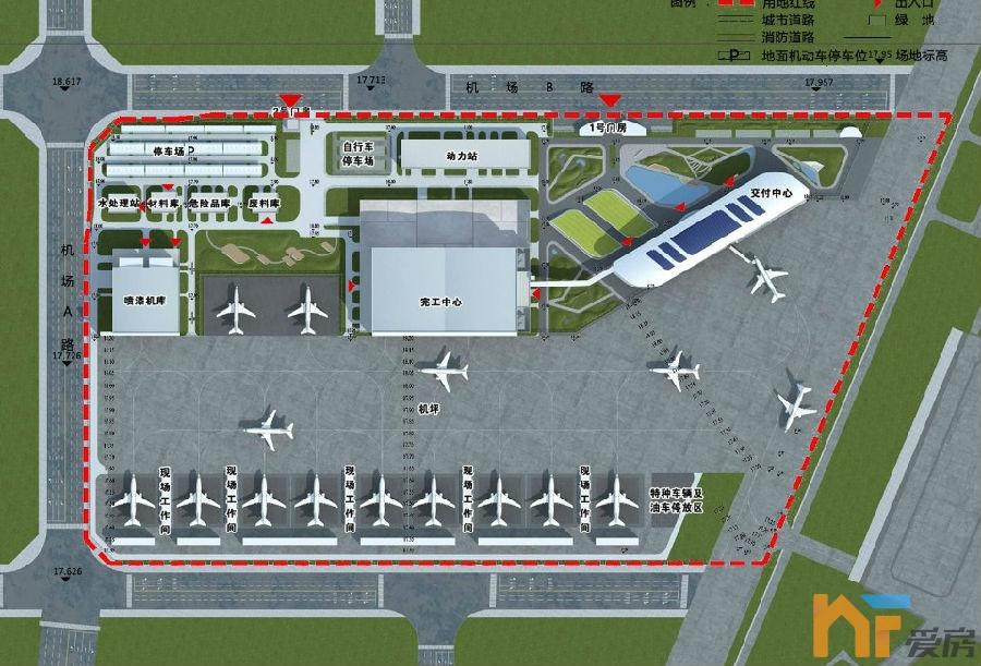 《【恒煊主管】航空产业腾飞!江西生产试飞中心阶段性交付使用》