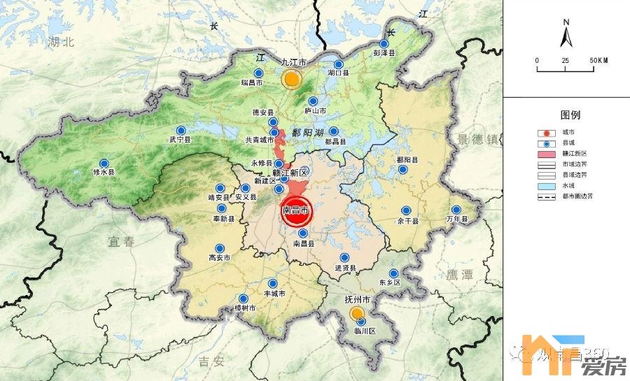 2021大南昌都市圈建设重点出炉!4.png