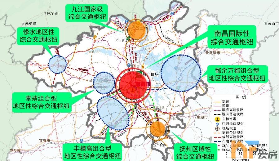 2021大南昌都市圈建设重点出炉!9.png