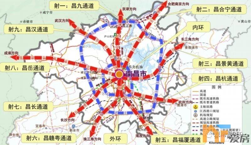 2021大南昌都市圈建设重点出炉!12.jpg