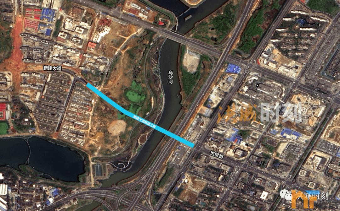 《【恒煊招商】预计2021年完工!新建大道东延工程项目最新进度!》