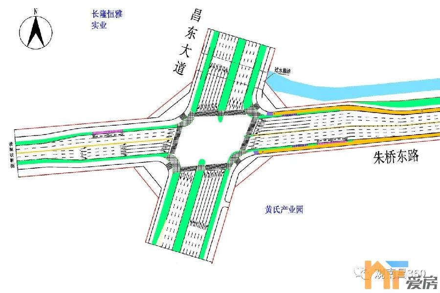 《【恒煊代理平台注册】预计2023年竣工!南昌东站新城2条道路即将启动!》