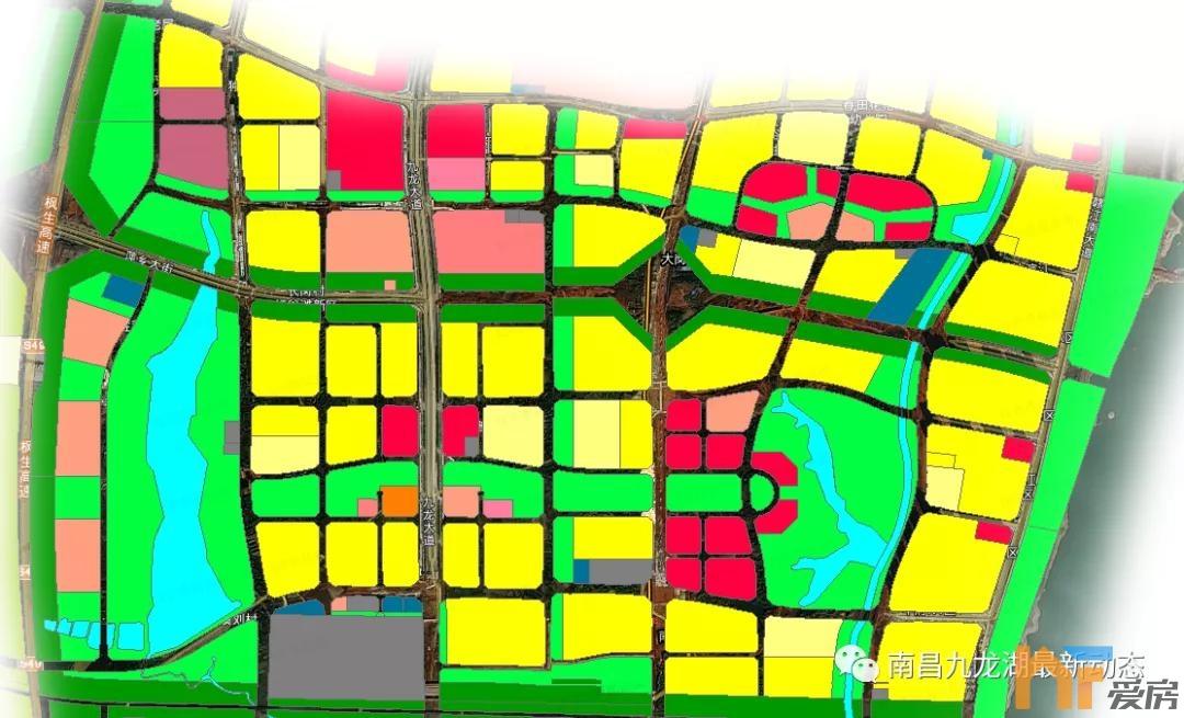 《【恒煊娱乐代理】加快发展!南昌九龙湖最新规划蓝图来了!》