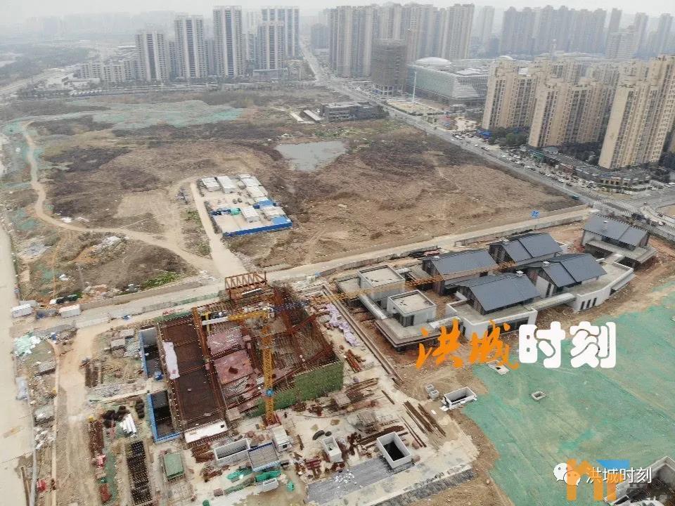 《【恒煊主管】预计今年完工!华侨城欢乐象湖三、四期基本封顶!》