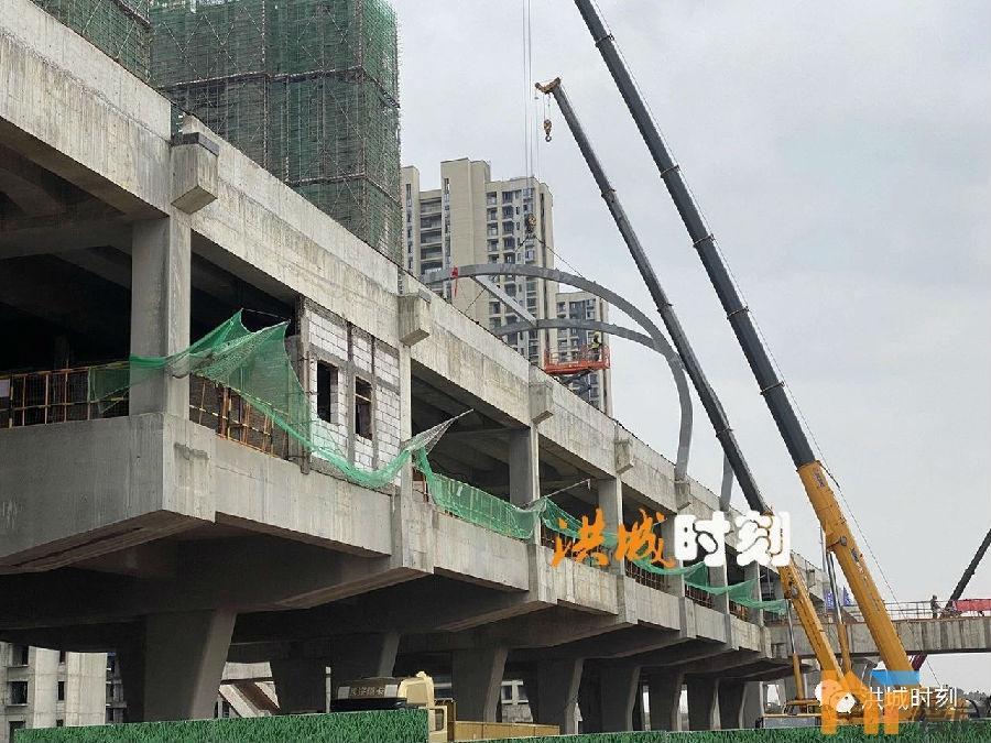 南昌地铁4号线启动车站装修1.jpg