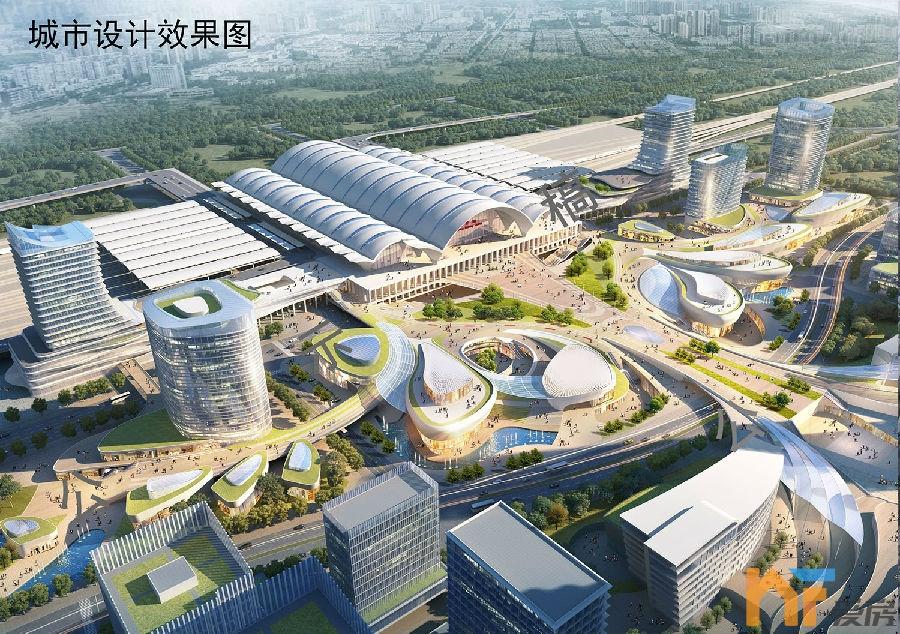 南昌东站站城一体实施性城市设计2.jpg