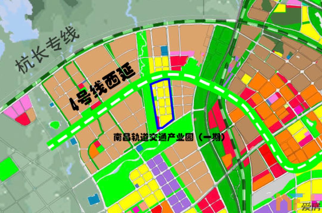 南昌轨道交通产业园