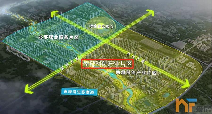 九龙湖西以西:46.46万㎡建筑体量先行启动!4.png