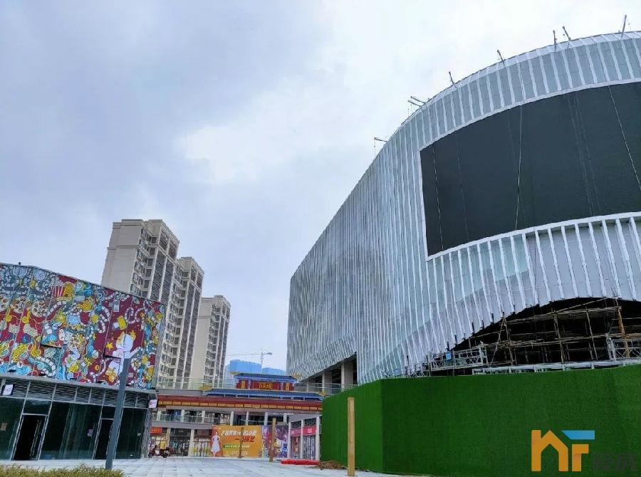 有望今年年底开业,南昌爱琴海购物公园开业冲刺100天2.jpg
