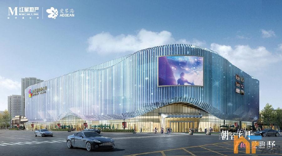 有望今年年底开业,南昌爱琴海购物公园开业冲刺100天4.png