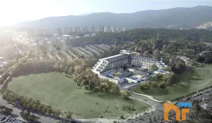 天悦首页湾里又一个高星酒店!新旅酒店即将完工!