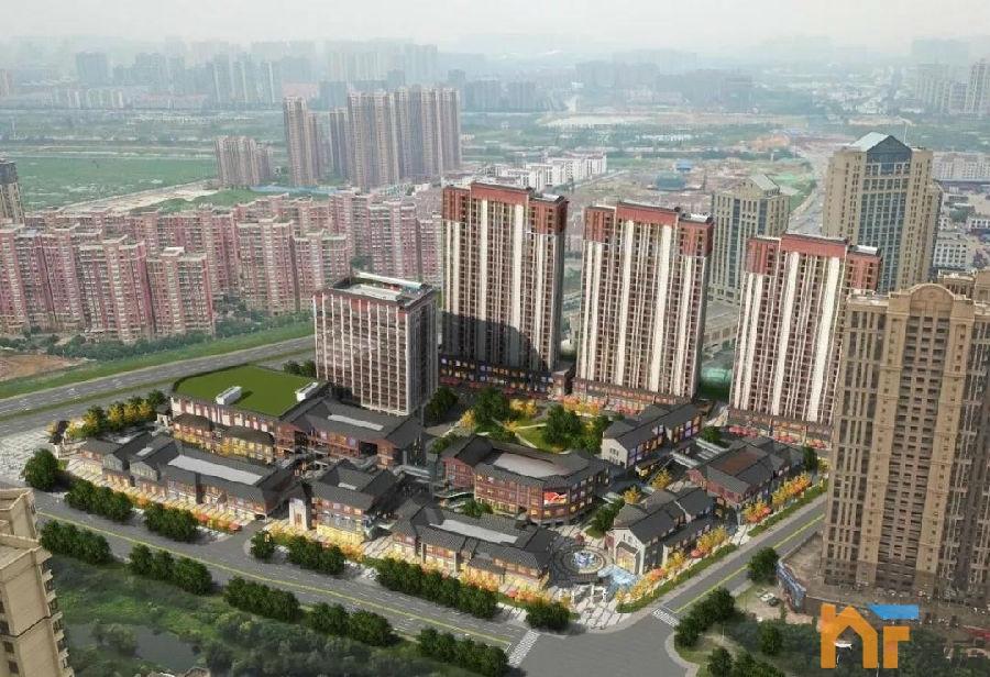 天悦首页朝阳新城旭融1927风情商业街项目有新进度!