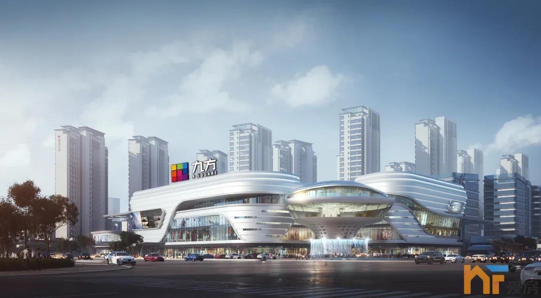 天悦首页预计在2022年完工!体量约4万㎡!高新这个地铁口商业有新进展!!