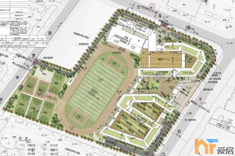 天悦首页计划明年9月正式办学 ! 站前路学校云海路校区项目最新进展!